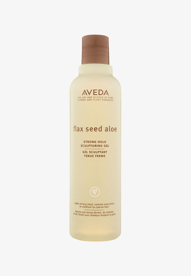 Aveda - FLAX SEED ALOE STRONG HOLD SCULPTURING GEL  - Stylingproduct - -