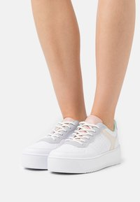 Nly by Nelly - EDITION PLATFORM - Sneakers laag - multicolor - 0