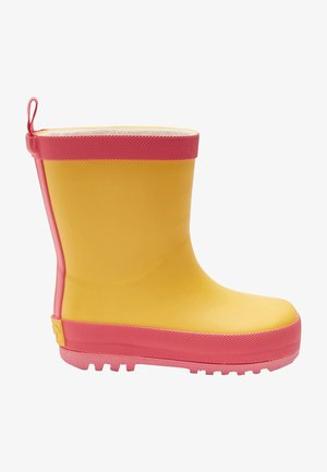 Wellies - ochre