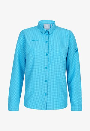 AADA - Button-down blouse - ocean