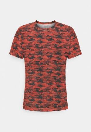 CREWNECK - T-shirts print - red