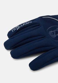 TrollKids - KIDS TROLLTUNGA GLOVE UNISEX - Gloves - navy - 2
