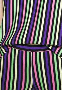 Stieglitz - RAI FLARED - Bikses - multi-coloured - 5