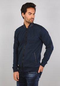 Gabbiano - Zip-up hoodie - navy - 3