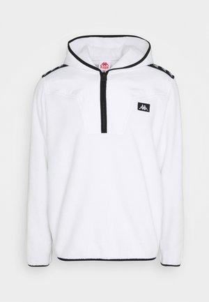 HEJO - Sweat polaire - bright white