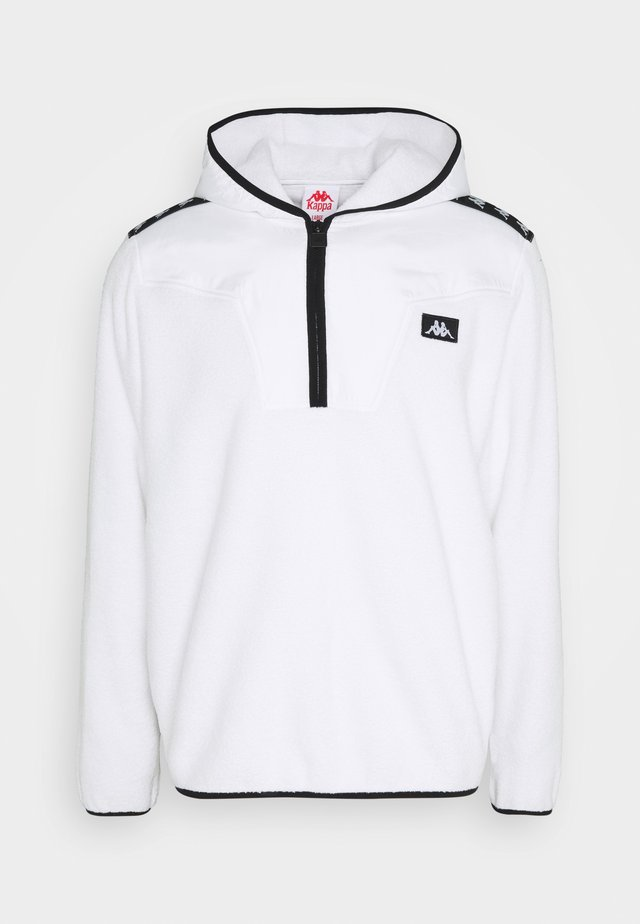 HEJO - Fleece jumper - bright white