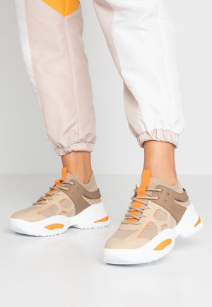 FONTINA - Sneakers - orange/multicolor