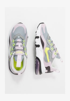 AIR MAX 270 - Sneakers basse - particle grey/lemon/iced lilac/off noir