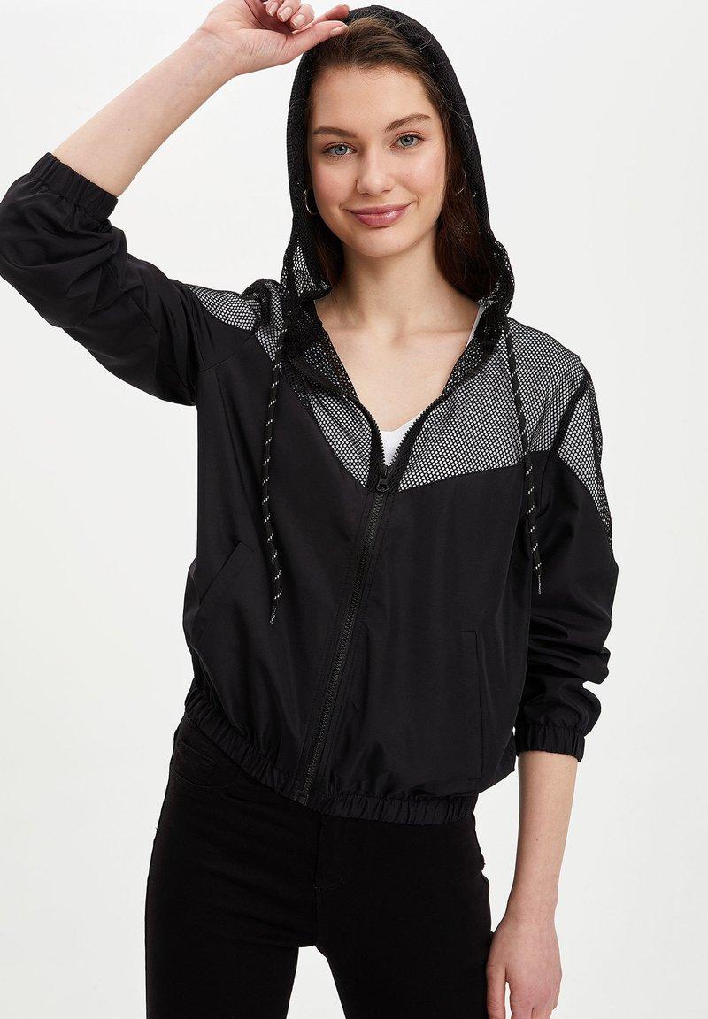 DeFacto - Summer jacket - black