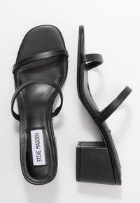 Steve Madden - ISSY - Heeled mules - black - 3
