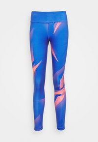 Tights - court blue