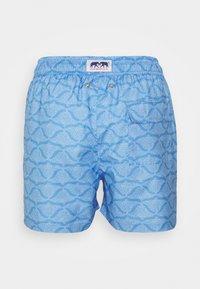 Love Brand - STANIEL SWIM - Swimming shorts - ray writing - 1