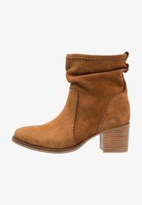mint&berry - Classic ankle boots - cognac - 0