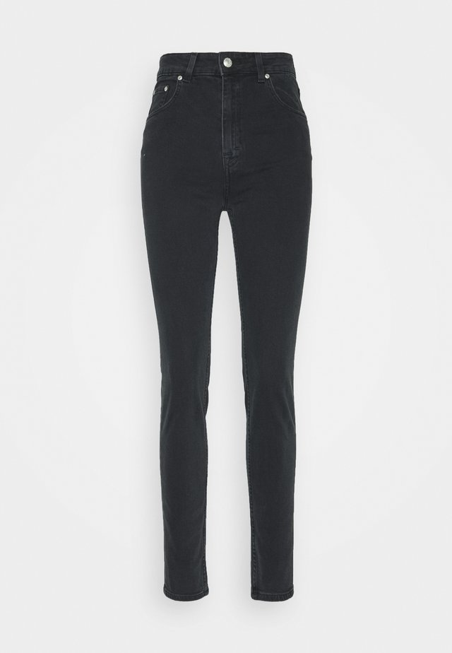 MARILYN - Jeans Skinny - charcoal