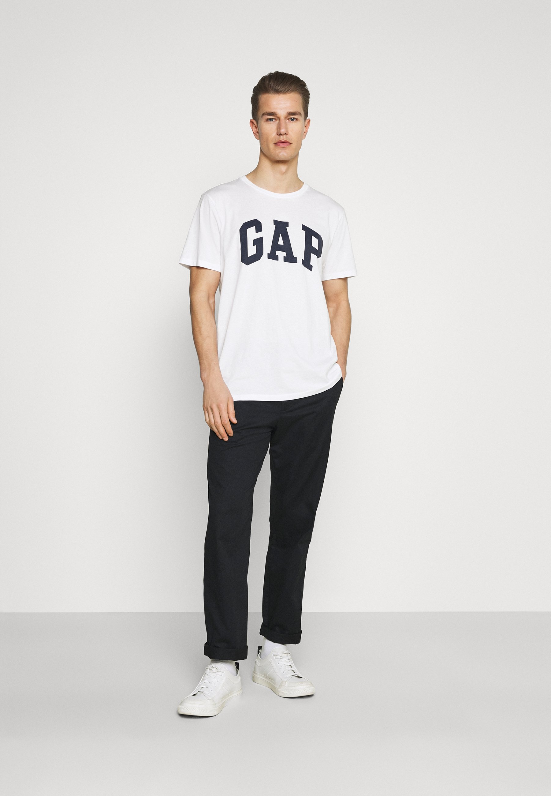 Men BASIC ARCH 2 PACK - Print T-shirt