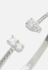 Swarovski - Bracelet - silver-coloured/white - 4