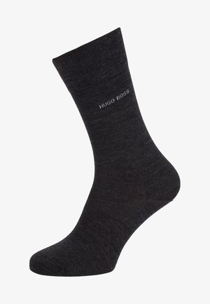 JOHN UNI - Socks - anthracite