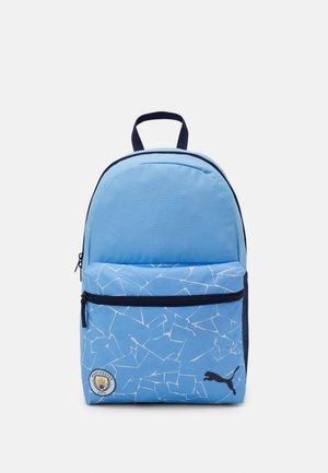MANCHESTER CITY FC FOOTBALL CORE BACKPACK - Sports bag - team light blue/peacoat