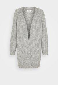 ONLY - ONLNEW CHUNKY  - Cardigan - light grey melange - 0