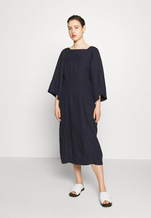HANG ON DRESS - Day dress - dark navy