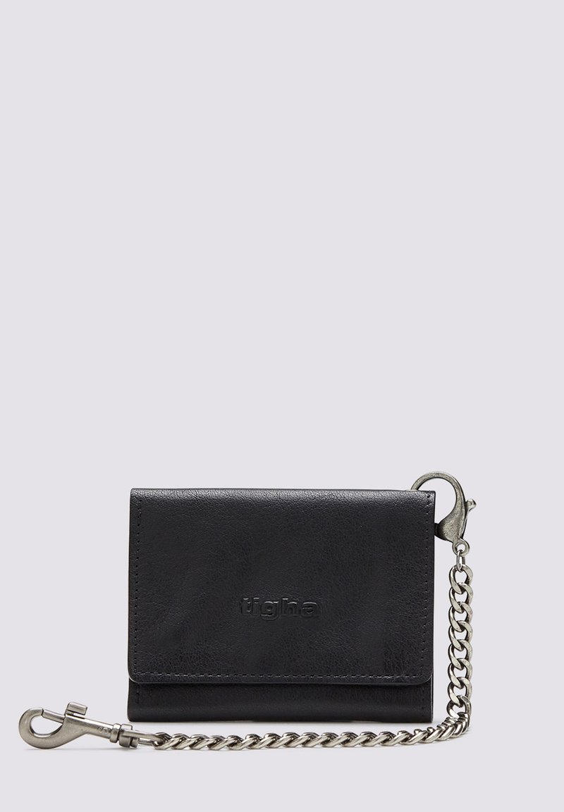 Tigha - MIT KETTE - - Wallet - black