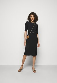 Marella - CAPANNA - Shift dress - nero - 1