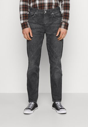 GRITTY JACKSON - Straight leg jeans - rugged black