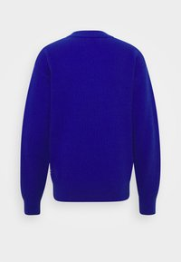 Tommy Hilfiger - LEWIS HAMILTON UNISEX BOX RIBBED MOCK NECK  - Pullover - sapphire blue - 1