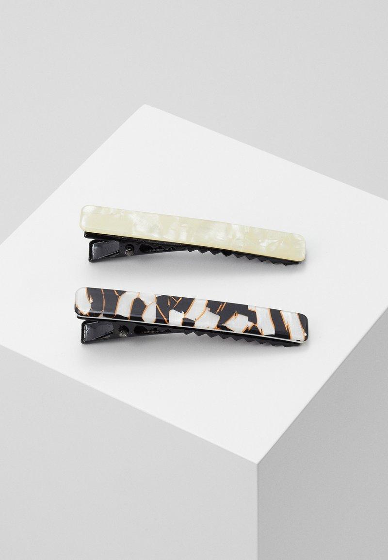 Valet Studio - TERESA CLIPS 2 PACK - Hair styling accessory - multi-coloured