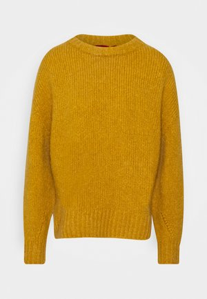 SKYLOR - Jumper - dark yellow