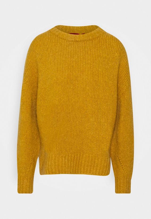 SKYLOR - Strickpullover - dark yellow
