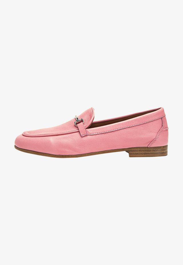 Półbuty wsuwane - pink pnk