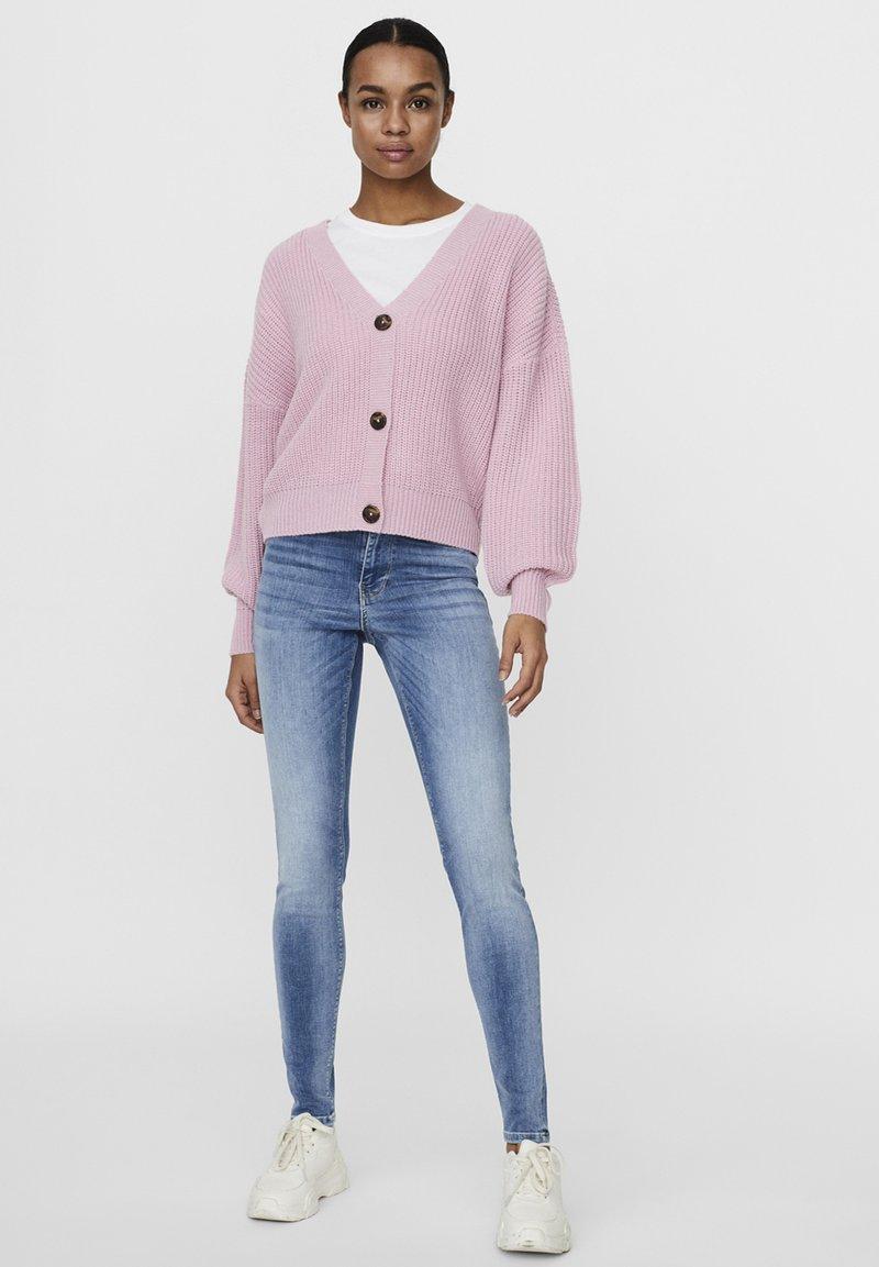 Vero Moda - Cardigan - pastel lavender