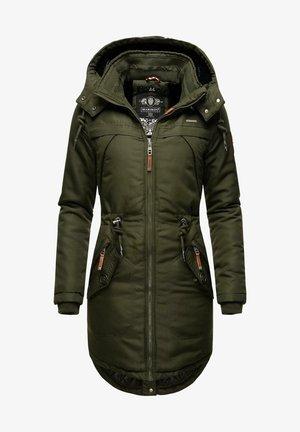 KAMII - Winter coat - olive