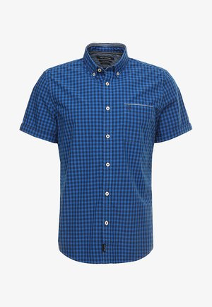 BUTTON DOWN SHORT SLEEVE - Koszula - dark blue