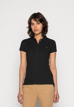 HERITAGE SHORT SLEEVE - Poloshirt - masters black