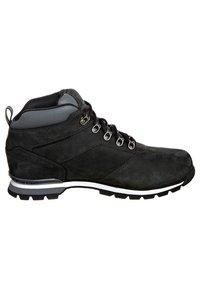 Timberland - SPLITROCK  - Lace-up ankle boots - black nubuck - 5