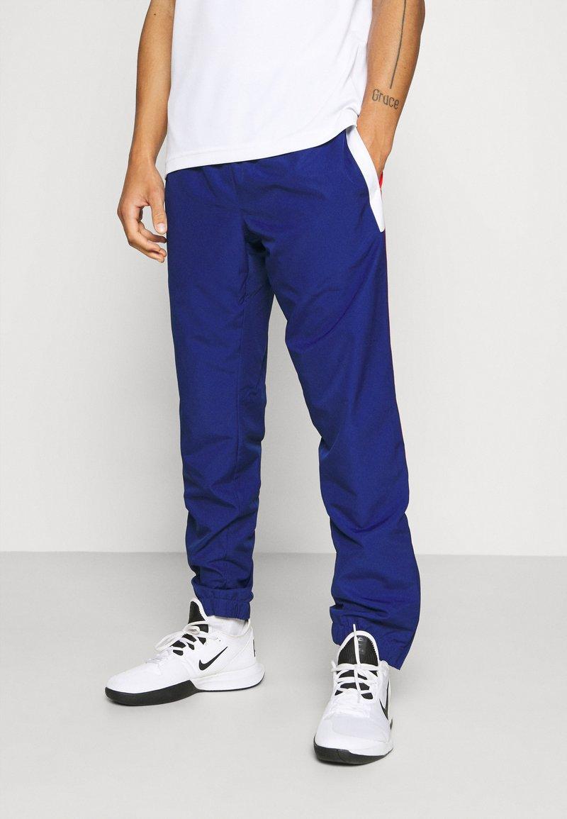 Lacoste Sport - TRACKSUIT BOTTOMS - Pantaloni sportivi - blue