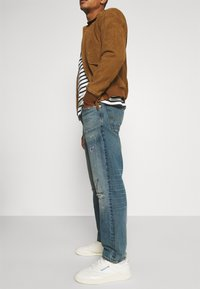 G-Star - ALUM RELAXED TAPERED ORIGINALS - Relaxed fit jeans - kir denim - 3