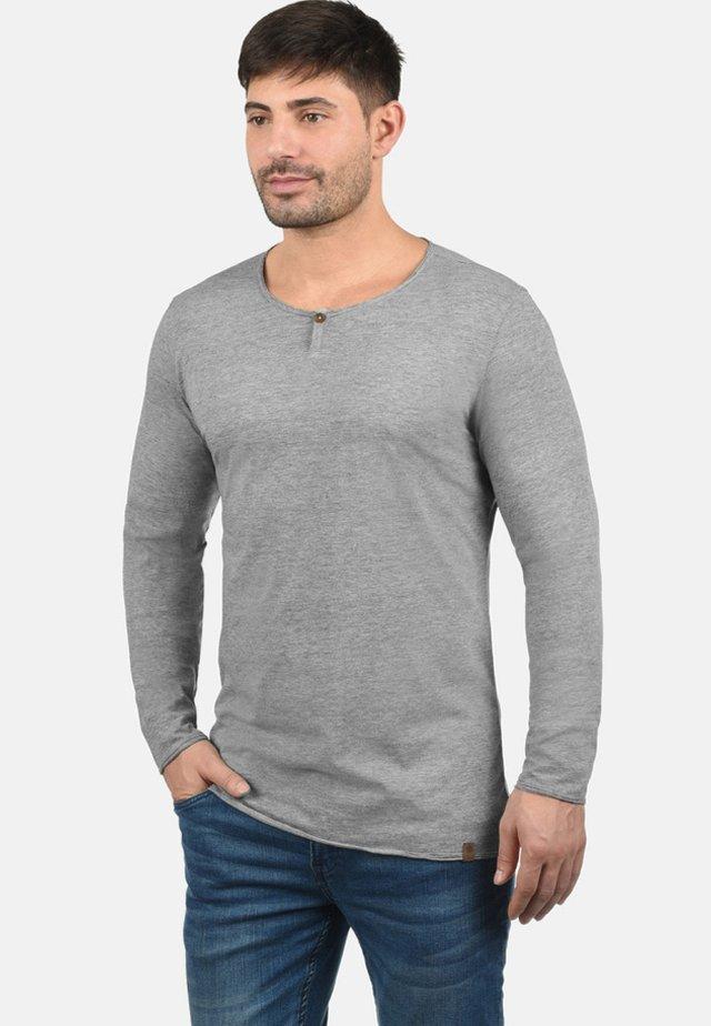 IRENO - Maglietta a manica lunga - light grey