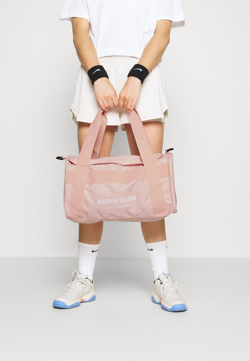 Björn Borg - ANA SPORTSBAG - Sports bag - pink