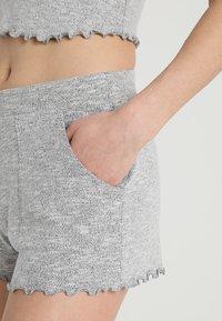 Even&Odd - Pyjamaser - mottled light grey - 5