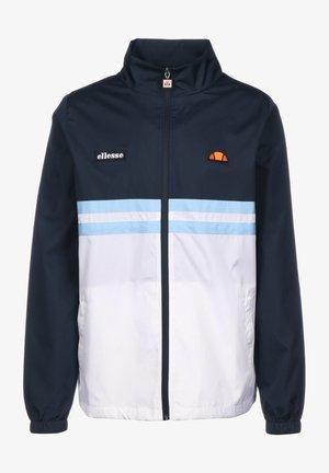 AGNELLO - Training jacket - navy