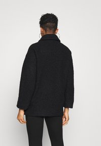 Topshop - OREGON - Classic coat - black - 2