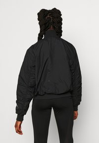 adidas by Stella McCartney - BOMBER - Light jacket - black - 2
