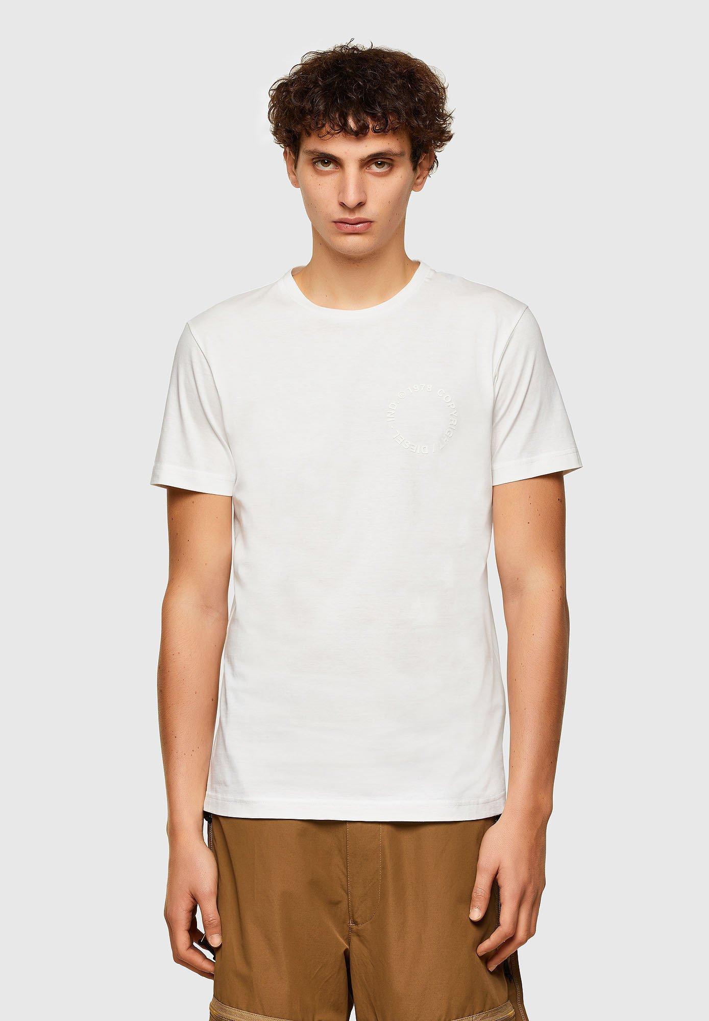 Herren T-DIEGOS-A4 - T-Shirt print