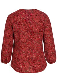 Paprika - MIT TIERFELL-DRUCK - Blouse - red - 5