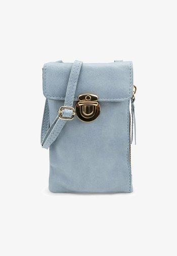 HANDYTASCHE BUCKLE - Across body bag - blau