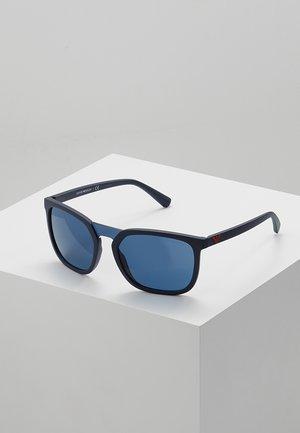 Solbriller - matte blue/blue
