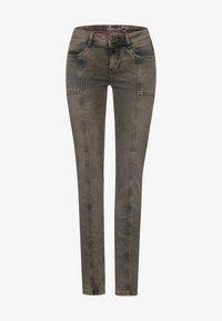 Street One - Slim fit jeans - braun - 2